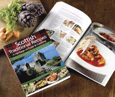 Scottish Traditional Recipes for 70 classic foods
