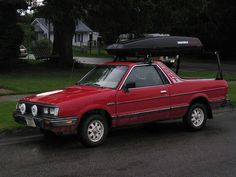 Adventuremobile - Subaru Brat