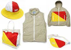 "nanamica x Helly Hansen ""Flag"" Collection • Highsnobiety"