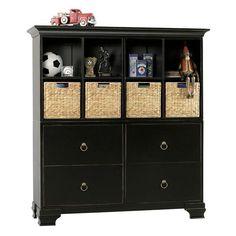 Howard Miller by Ty Pennington PS006A - Ty Pennington James Storage Cabinet
