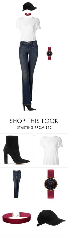 """Sin título #276"" by fersg ❤ liked on Polyvore featuring Gianvito Rossi, R13, Simply Vera, Abbott Lyon and Miss Selfridge"