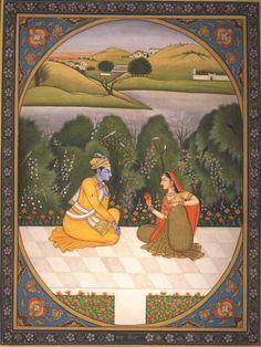 Baramasa - Month of Chaitra (Basant)