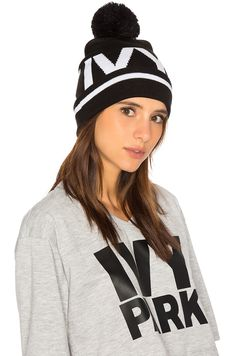 3d9d146ffb3 New IVY PARK Logo Pom Beanie online. Find great deals on Clothing from top  store.