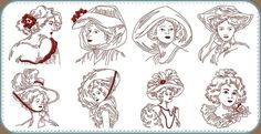 free patterns for candlewicking | Machine Embroidery Designs :: Affordable :: Great Quality :: Elegant ...