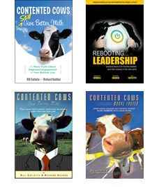 Leadership Speaker | Employee Engagement Speaker | Leadership Training | Employee Surveys | Bill Catlette | Richard Hadden | Contented Cow Partners