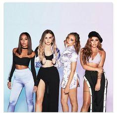 | Little Mix | Glory Days Platinum photoshoot