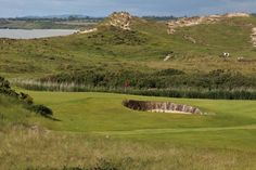 The views around the seventh green at The European Club hijack the senses. (Jason Scott Deegan/Golf Advisor)