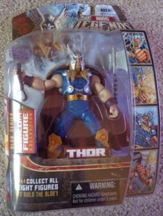 0f807194ff5a6 Thor Marvel Legends Blob build a figure Series New Thor Marvel