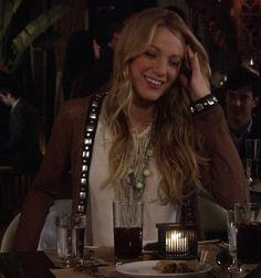 Desperately Seeking Serena - Part 1 of 3 - The Ace the SAT Plan - Gossip Girl - You Know You Love Fashion