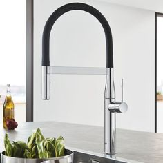 Shop AllModern For Modern And Contemporary Kitchen Faucets To Match Your  Style And Budget. Enjoy Free Shipping On Most Stuff, Even Big Stuff.