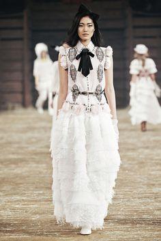 Paris-Dallas. Chanel Métiers d'Art. Pre-Colección Automne-Hiver 2014-2015