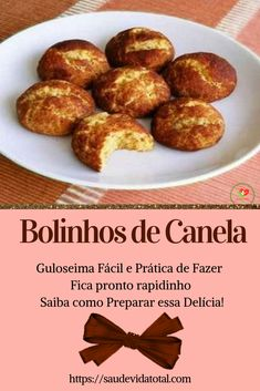 Easy Dinner Recipes, Sweet Recipes, Easy Meals, Dessert Recipes, Cute Food, Yummy Food, Little Cakes, Portuguese Recipes, Cupcakes