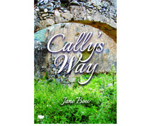 Cally's Way, my new novel set in Crete, is a historical self-discovery adventure that will be published by Iguana Books in March.