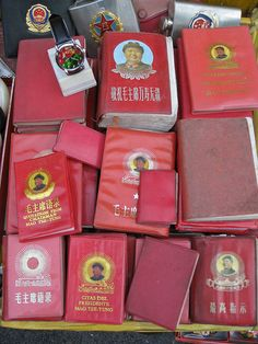 Mao's Little Red Book by The Intellectual Vacuum, via Flickr