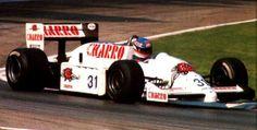 1986 AGS JH21C - Motori Moderni (Ivan Capelli)