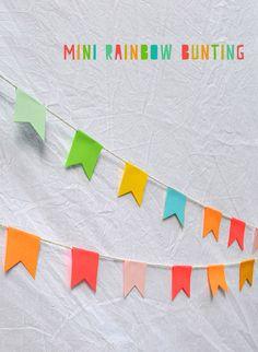 colorful DIY