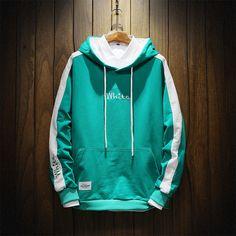 Men/'s KENZO Sweat à capuche brodé Tiger Sweatshirt Coton en Blanc S-2XL