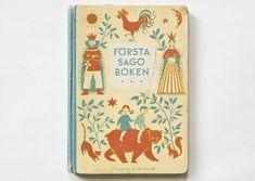 Children's book 8 – Första Sagoboken | Fine Little Day