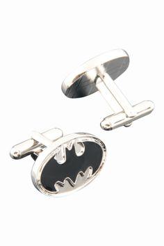 Vintage Men Gift Wedding Batman Cufflinks