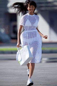 28 Dreamy All-White Outfits