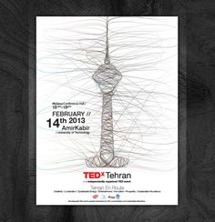 TEDxTehran is an event that aims to bring together innovative thinkers and doers, from within and outside Iran, to share 'ideas worth spreading' and stories that are compelling and inspiring.   TEDxTehran 2013 went with the theme Tehran En Route, as the first TEDx event in Iran we celebrated arrival of a new generation of influential thinkers pursing life changing ideas en route to prosperity and success.