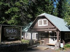 Beckie's Cafe on the Rogue River.  Beautiful AND yummy!