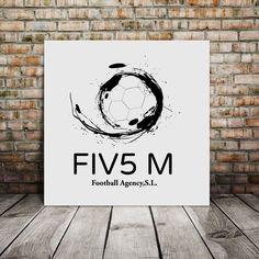 Logo Five M www.fivemfootballagency.com www.monoermo.com
