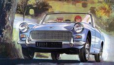 Austin Healey Sprite Mk III