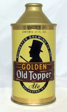Old Topper Ale - Steel Canvas