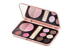 Cute BH Cosmetics Forever Nude and Forever Glam Palettes. great for traveling