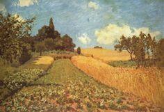 Landschaftsmalerei Impressionismus