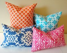 SINGLE LUMBAR 12 X 18 Pillow Cover // Arvin by lookherejane, $12.00