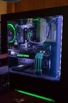 scheelio's Completed Build - Core i7-4770K 3.5GHz Quad-Core, GeForce GTX 980 Ti 6GB XTREME GAMING, S340 - Designed by Razer ATX Mid Tower - PCPartPicker
