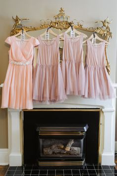 label dresses for your maids