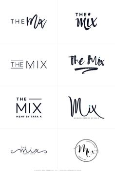 The Mix by TaraK | White Oak Creative