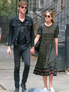 Dakota Johnson & Matthew Hitt