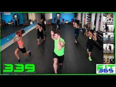Intense Bodyweight HIIT Group Training