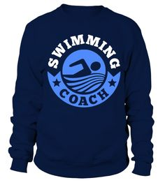 Swimming Coach T Shirt