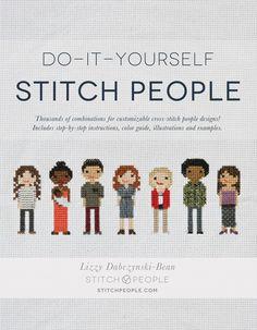 Cross-Stitch Pattern & Design Book Pre-Order