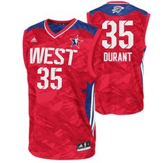 Kevin Durant 2013 All-Star jersey - order it now!