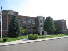 Jackson High School ~ Jackson, Ohio ~