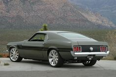 '70 Ford Mustang by Chip Foose