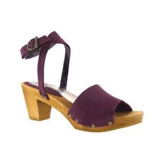 eb387a44f Women s Sanita Clogs Yara Quarter Strap Sandal ( 125) ❤ liked on Polyvore  featuring shoes