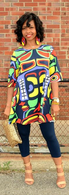 A Little Dress…A Lot Of Color -   Sweenee Style
