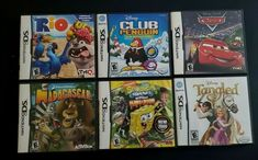 Nintendo 3ds Games, Wii Games, Super Fun Games, Dragon Z, Phineas And Ferb, Disney Tangled, Family Kids, Cool Kids, Disney Rapunzel