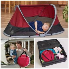 A PeaPod | 31 Things That Will Make Camping With Your Kids So Much Easier #campinghacks