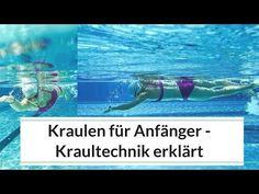 Kraulen für Anfänger / Kraultechnik & Schwimmtipps - KlaraFuchs.com