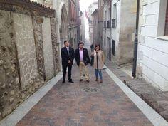 La provincia de Segovia apoya la candidatura de Cuéllar para acoger la Exposicion de las Edades del Hombre http://revcyl.com/www/index.php/cultura-y-turismo/item/6775-la-provincia-de-