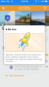 """:: PCholic ::: New Swarm Sticker """"4.5G Hızı"""" For Turkcell Teknoloji Zirvesi 2016"""