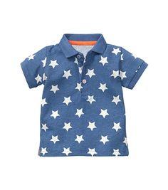baby jongens polo t-shirt – HEMA